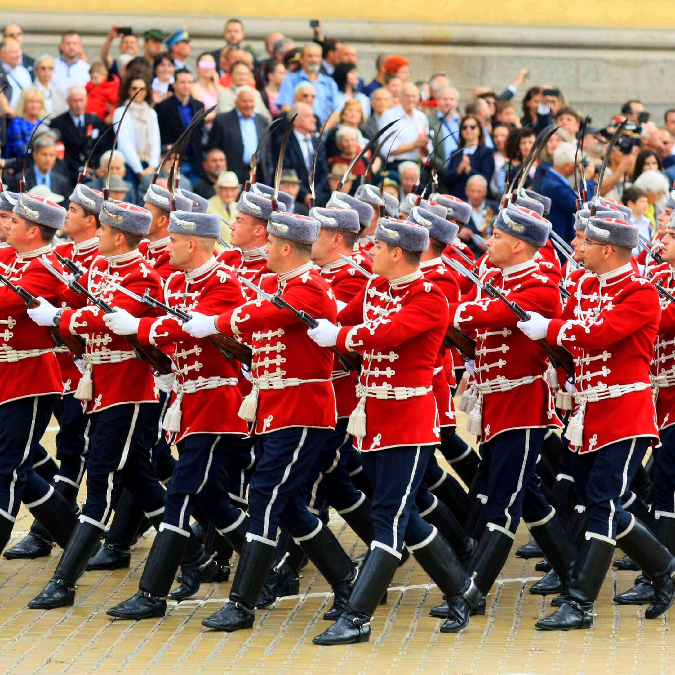 Честит ден на храбростта и Българската армия